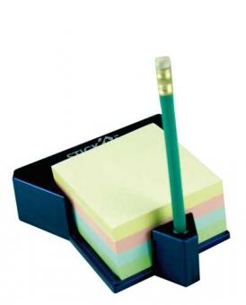 Cub autoadeziv cu suport, 76 x 76 mm, 400 file, Stick