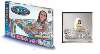Set articole creative CARIOCA Fantasy Land - Luna Park