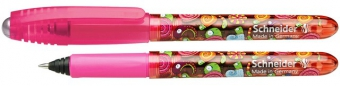 Roller cu cartus SCHNEIDER Zippi - design corp roz