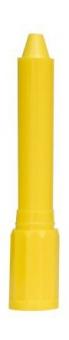 Creion pentru machiaj, ALPINO Fiesta - galben
