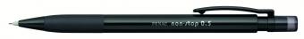 Creion mecanic PENAC Non-Stop, rubber grip, 0.5mm, varf plastic - corp negru