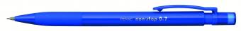 Creion mecanic PENAC Non-Stop, rubber grip, 0.7mm, varf plastic - corp albastru
