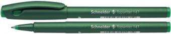 Liner SCHNEIDER Topwriter 147, varf 0.6mm - verde