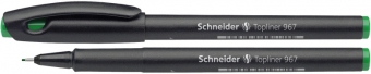Liner SCHNEIDER  967, varf fetru 0.4mm - verde