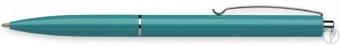Pix SCHNEIDER K15, clema metalica, corp verde - scriere albastra