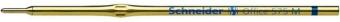 Rezerva metalica SCHNEIDER Buro 575M, pentru K1, Office - albastru