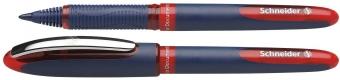Roller cu cerneala SCHNEIDER One Business, ball point 0.6mm - scriere rosie