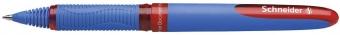 Roller cu cerneala SCHNEIDER One Hybrid C, ball point 0.3mm - scriere rosie