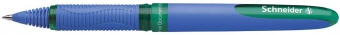 Roller cu cerneala SCHNEIDER One Hybrid C, ball point 0.3mm - scriere verde