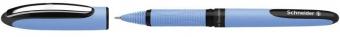 Roller cu cerneala SCHNEIDER One Hybrid N, needle point 0.5mm - scriere neagra
