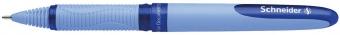 Roller cu cerneala SCHNEIDER One Hybrid N, needle point 0.5mm - scriere albastra