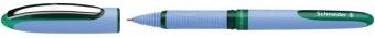 Roller cu cerneala SCHNEIDER One Hybrid N, needle point 0.5mm - scriere verde
