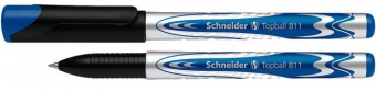 Roller SCHNEIDER Topball 811, varf cu bila 0.5mm - scriere albastra