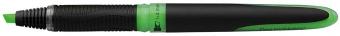 Textmarker SCHNEIDER One, varf tesit 1+4mm - verde