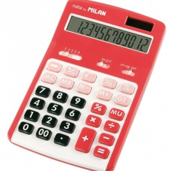 CALCULATOR 12 DG MILAN 150712RBL