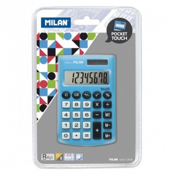 CALCULATOR 8 DG MILAN 150908BBL