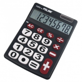 CALCULATOR 8 DG MILAN 708