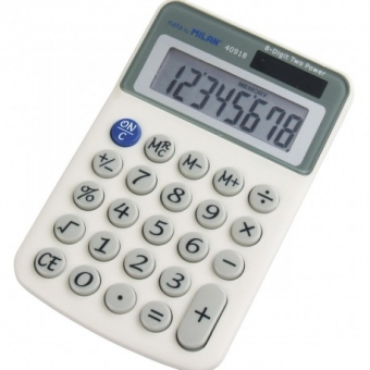 CALCULATOR 8 DG MILAN 918