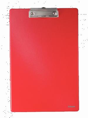 Clipboard simplu rosu Esselte