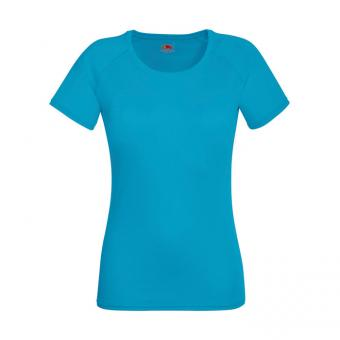 Tricou LADY-FIT PERFORMANCE FRUIT OF THE LOOM