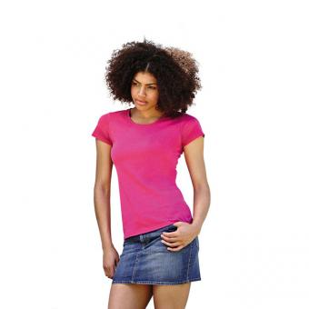 Tricou LADY-FIT VALUE WEIGHT FRUIT OF THE LOOM
