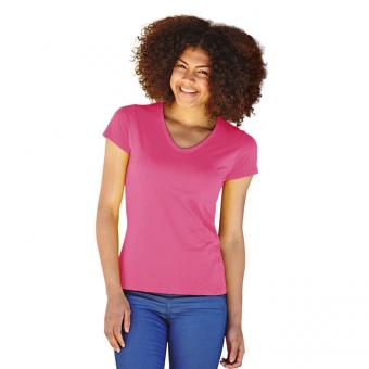Tricou LADY-FIT VALUEWEIGHT FRUIT OF THE LOOM