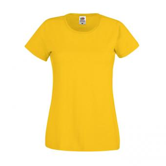 Tricou LADY-FIT ORIGINAL TEE FRUIT OF THE LOOM