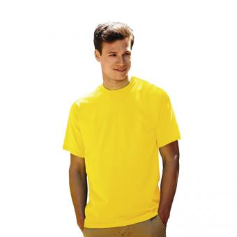Tricou VALUE WEIGHT T-SHIRT FRUIT OF THE LOOM (3XL,4XL,5XL)