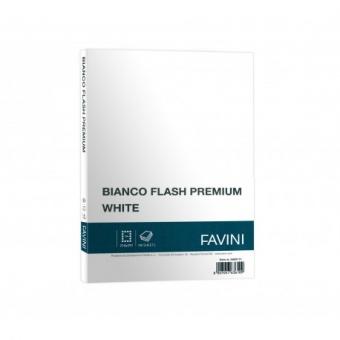 Carton carti vizita A4 250g alb texturat FAVINI