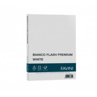 Carton carti vizita A4 300g alb neted FAVINI