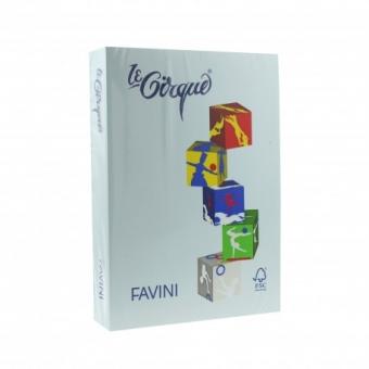 Carton color 160 g/mp A4 albastru pal Favini 101