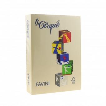 Carton color 160 g/mp A4 bej Favini 105