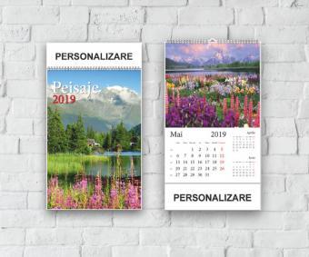 Calendar Peisaje 2019