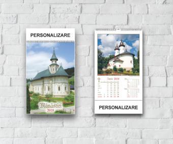 Calendar Manastiri 2019