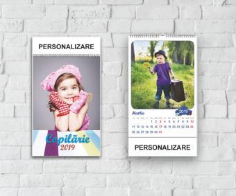 Calendar copilarie 2019