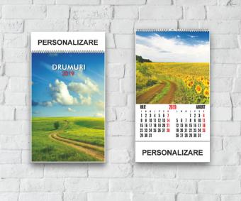 Calendar Drumuri 2019