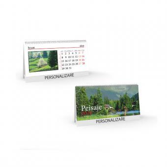 Calendar birou peisaje