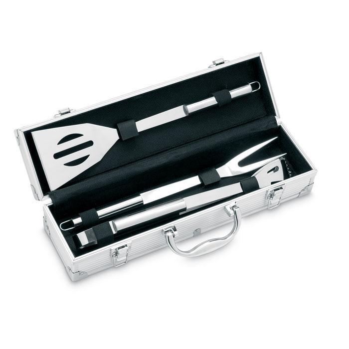 Cutie al. cu accesorii grătar  IT3475-14