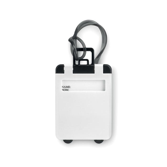 Etichetă bagaj din plastic     MO8718-06