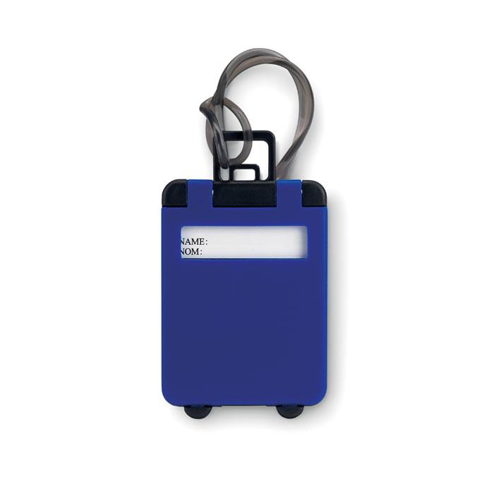 Etichetă bagaj din plastic     MO8718-37
