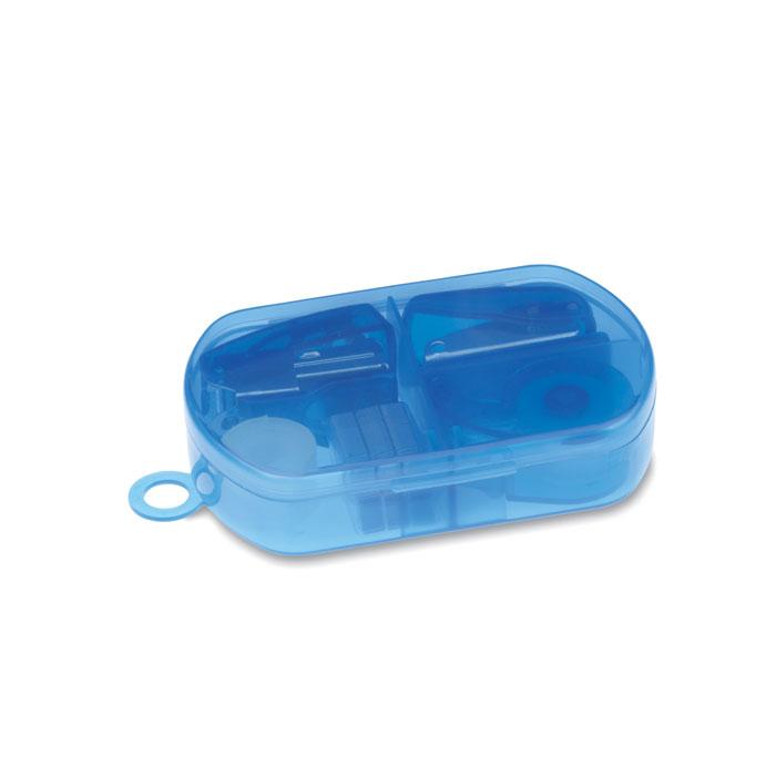 Set papetărie în cutie plastic MO7623-23