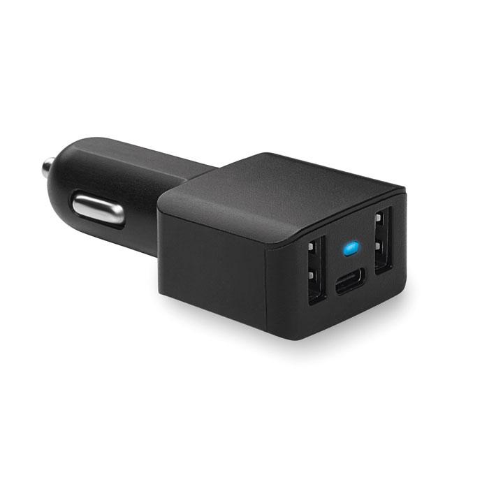 Încărcător USB auto tip C      MO9110-03