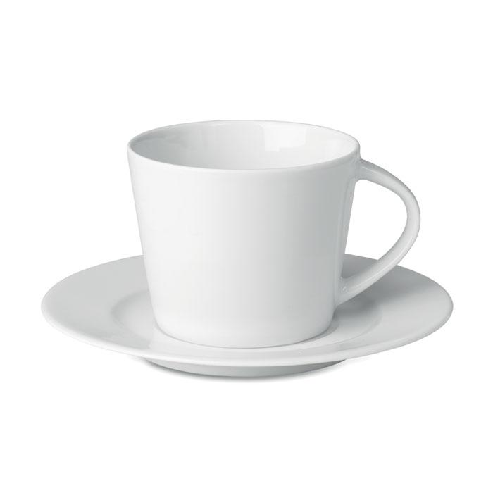 Cappuccino ceasca si farfurie  MO9080-06