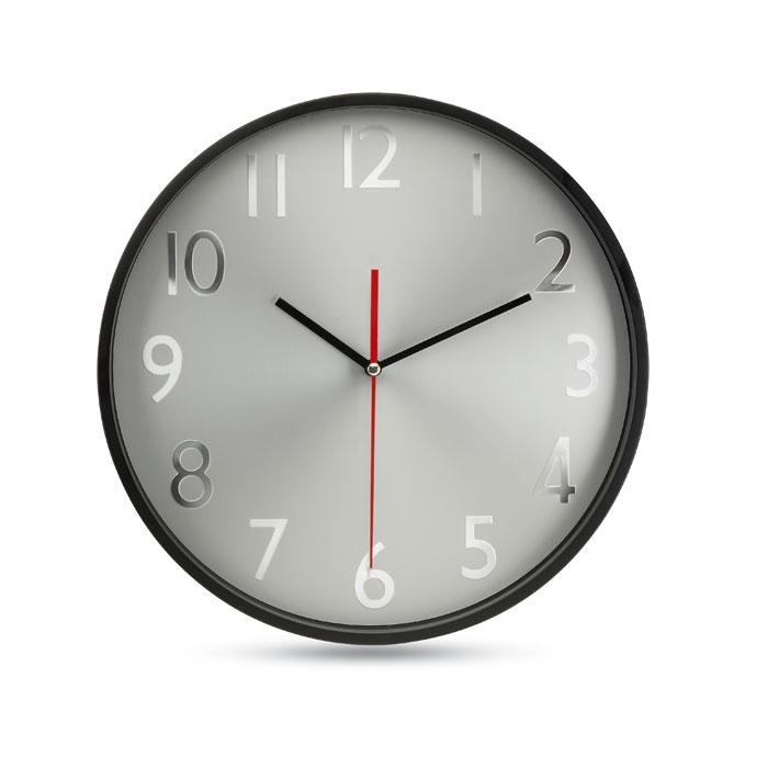 Ceas de perete fundal argintiu MO7503-03