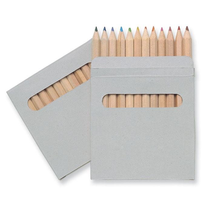 Set de 12 creioane colorate    IT1047-01
