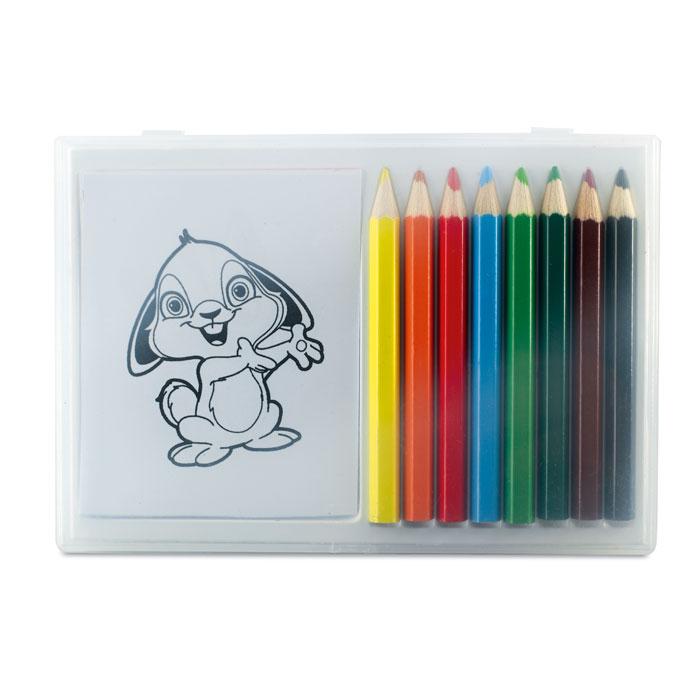 Set de colorat                 MO7389-99