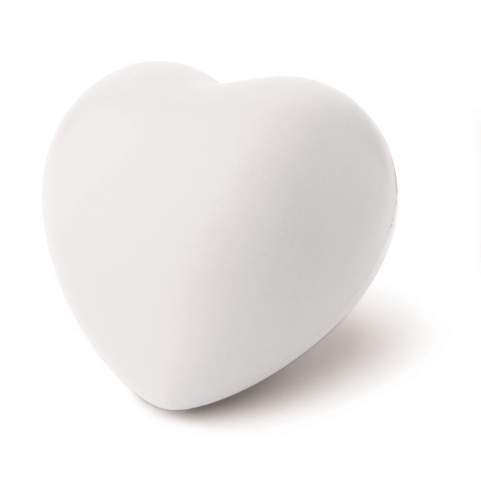 Anti-stress heart PU material  IT3459-06