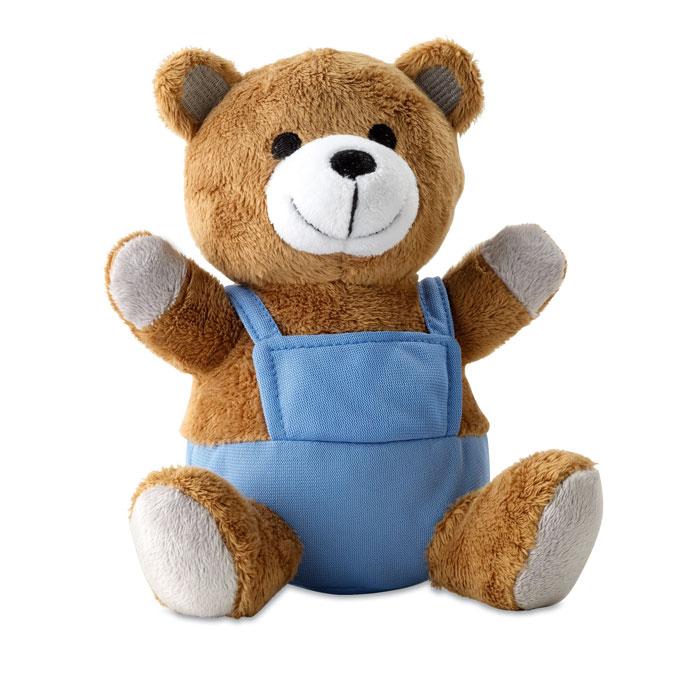 Urs pluș cu tricou             KC7102-04