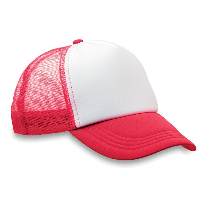 Şapcă din poliester (plasă, în MO8594-05