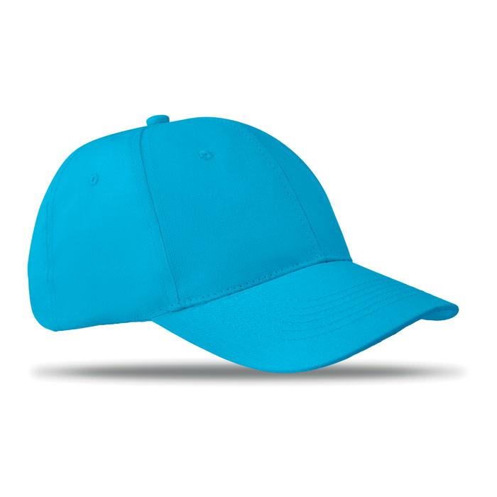 Șapcă cu 6 panele              MO8834-12